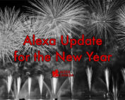 Alexa Update for the New Year
