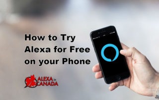 Alexa for Free on phone