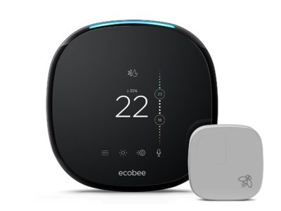 Ecobee 4 Alexa-Enabled Thermostat