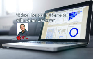 Voice Trends in Canada