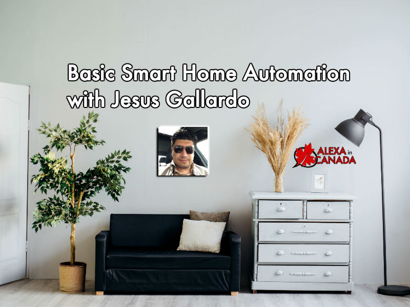 Basic Smart Home Automation