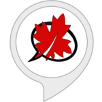 Voice in Canada Skill Logo