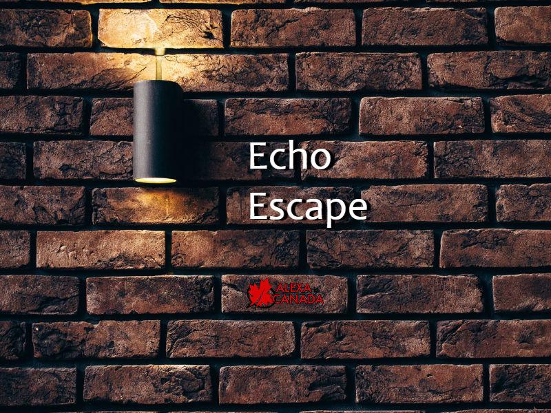 Amazon to Launch new Echo Escape Room in Canada? | Alexa in