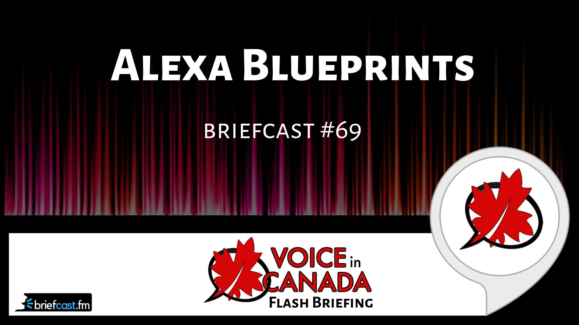 69 Alexa Blueprints
