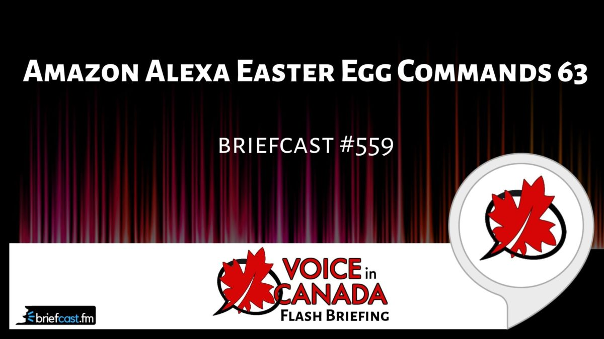 Amazon Alexa Easter Egg Commands 63 | Alexa in Canada